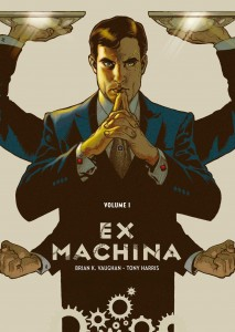 Ex Machina - tome 1 de Brian K. Vaughan et Tony Harris