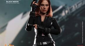 [Hot Toys] Black Widow du film Captain America : The Winter Soldier