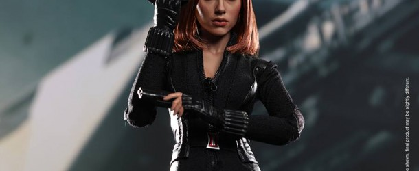 [Hot Toys] Black Widow du film Captain America : The Winter Soldier
