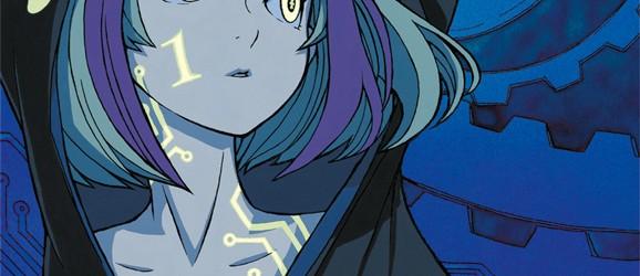 Dimension W – tome 1 de Yûji Iwahara