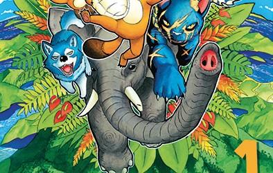 Animal Kingdom – tomes 1 et 2 de Makoto Raiku