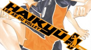 Haikyû !! Les as du volley – tomes 1 et 2