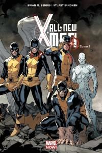 All New XMen - tome 1 de Brian Michael Bendis et Stuart Immonen