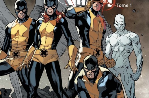 All New X-men – tome 1 de Brian Michael Bendis et Stuart Immonen