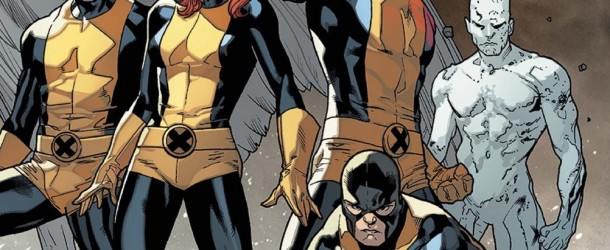 All New X-men – tome 1 de Brian Michael Bendis et Stuart Immonen
