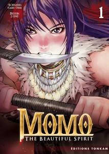 Momo the beautiful spirit - tome 1