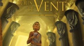 Des Dunes sous le Vent – Eternité, tome 3 de Magali Segura.