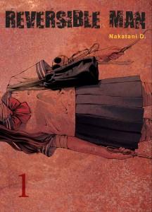 Reversible Man - tome 1 de Nakatani D.