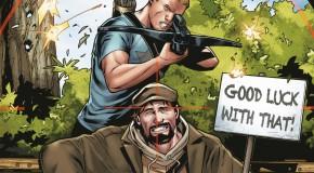 Archer & Armstrong – tome 2 : Le futur du Guerrier Eternel