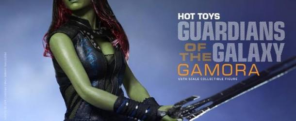 [Hot Toys] Gamora de Gardiens de la Galaxie