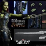 Hot Toys Gamora 9