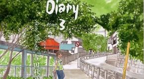 Kamakura Diary – tomes 3 et 4