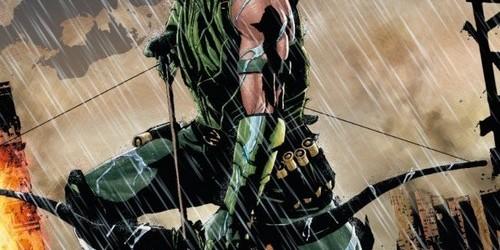 Green Arrow – tome 1 de Jeff Lemire et Andrea Sorrentino