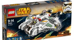 [Concours] un Set LEGO Ghost – Star Wars Rebels à gagner