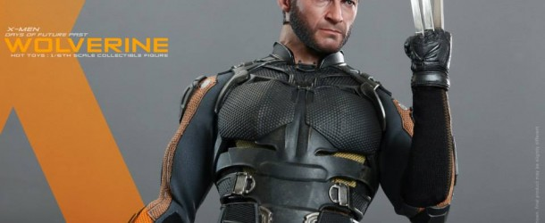 [Hot Toys] Wolverine de X-Men Days of Future Past