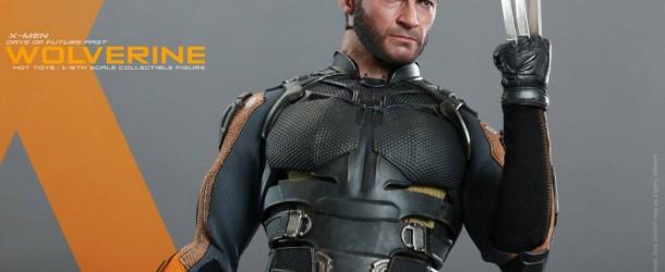 [Hot Toys] Wolverine de X-Men Days of Future Past