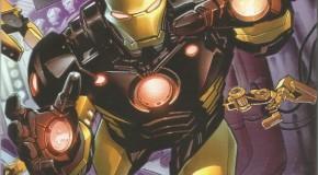 Iron Man – Tome 1 de Kieron Gillen et Greg Land