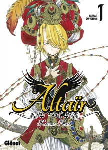 Altair - tome 1