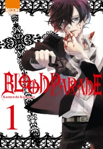 Blood Parade - tome 1