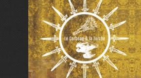 La Voix de L'Empereur, tome 1 – Le Corbeau et la Torche de Nabil Ouali.