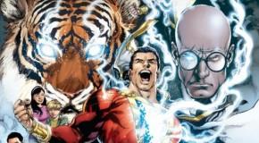 Concours Shazam : 3 exemplaires du comic à gagner