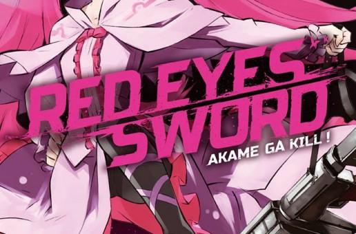 Red Eyes Sword – Akagame ga Kill !  – tomes 1 et 2