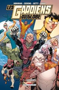 Les Gardiens du Globe - tome 1