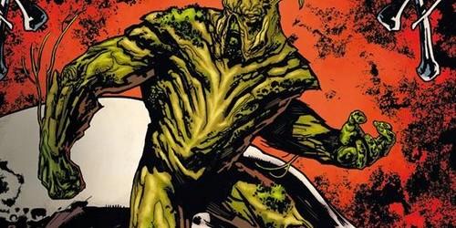 Swamp Thing – tome 3 : le Nécromonde