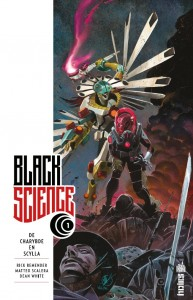 Black Science - tome 1 de Rick Remender et Matteo Scalera