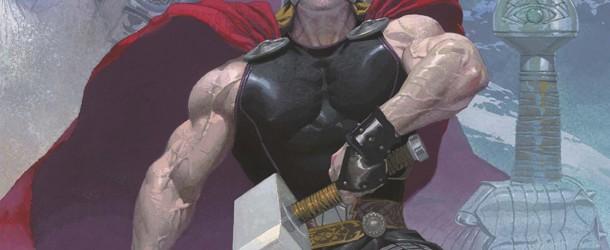Thor : le Massacreur de Dieux – tome 1 par Jason Aaron et Esad Ribic