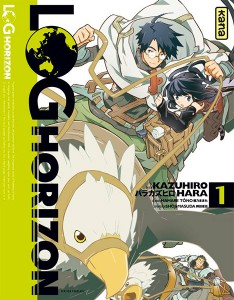 Log Horizon - tome 1
