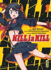 Kill la Kill - tome 1