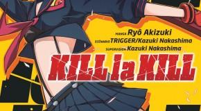 Kill la Kill – tome 1 de Kazuki Nakashima et Ryô Akizuki