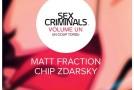 Sex Criminals – tome 1 de Matt Fraction et Chip Zdarsky