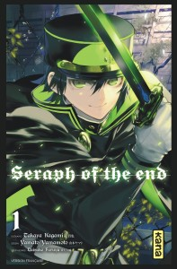 Seraph of the End - tome 1