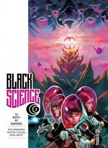 Black Science - tome 2