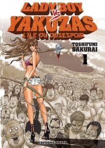 Ladyboy vs Yakuzas - tome 1