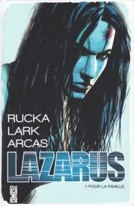 Lazarus - tome 1