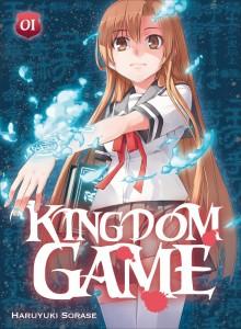 Kingdom Game - tome 1