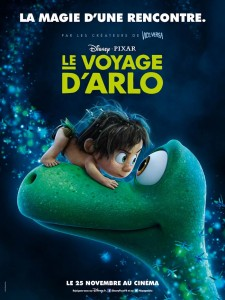 Le Voyage d'Arlo - Affiche