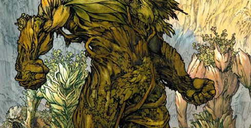 Le règne de Swamp Thing – tome 1