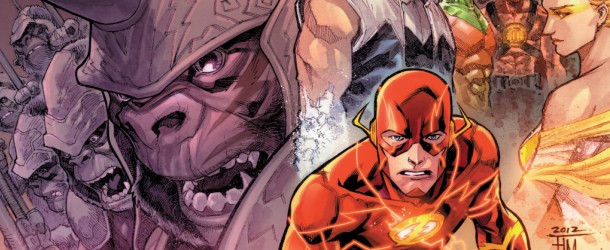 Flash – tome 3 de Brian Buccellato et Francis Manapul