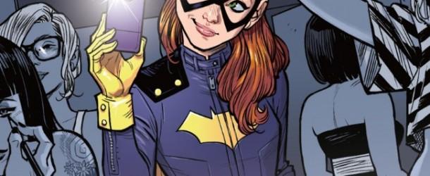 Batgirl – tome 1 de Cameron Stewart, Brenden Fletcher et Babs Tarr