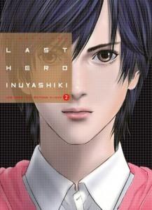 Last Hero Inuyashiki - tome 2