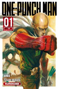 One-Punch Man - tome 1