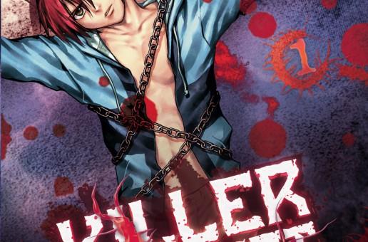 Killer Instinct – tome 1 de Miscio Yazu et Keito Aida