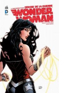Wonder Woman déesse de la guerre - tome 1