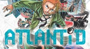 Atlantid – tome 1 de Hidenori Yamaji