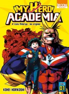 My Hero Academia - tome 1