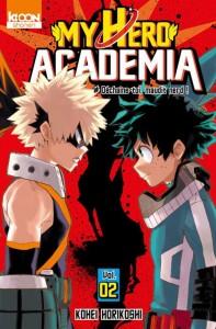 My Hero Academia - tome 2